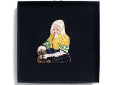 Gifts - Milkmaid brooch - HELLEN VAN BERKEL