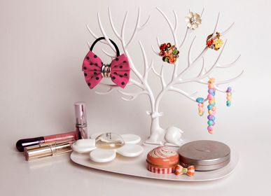 Decorative objects - My Deer Accessories Tray  : Home Decor Premium Design Eco living 100% recyclable. - QUALY DESIGN OFFICIAL