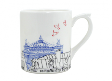 Tasses et mugs - Mug XL - Ca C'est Paris - GIEN