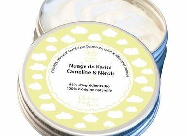 Cosmétiques - Nuage de Karité Néroli à l'huile de Cameline  - AUTOUR DU BAIN