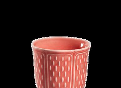 Tasses et mugs - Gobelet espresso Corail - Pont aux Choux - GIEN