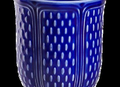 Mugs - Cobalt tea cup - Pont aux Choux - GIEN