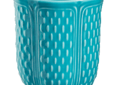 Tasses et mugs - Gobelet à Thé Turquoise - Pont aux Choux - GIEN