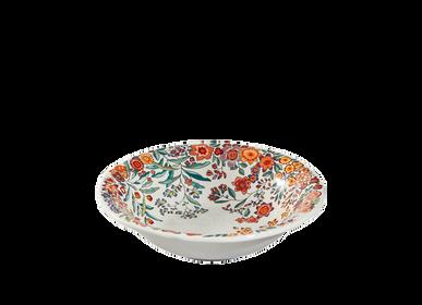 Plats et saladiers - Coupes individuelles x4 - Poésie - GIEN