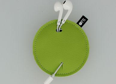 Accessoires de voyage - Range-écouteurs anti-noeud - OFYL