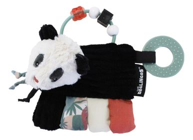 Gifts - Activity Rattle Rototos the Panda - LES DEGLINGOS