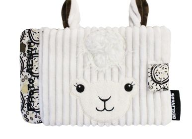 Travel accessories - PHOTO ALBUM MUCHACHOS THE LLAMA - LES DEGLINGOS