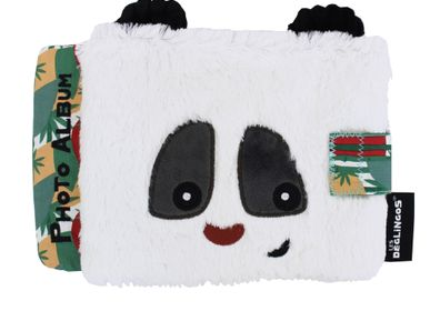Kids accessories - PHOTO ALBUM ROTOTOS THE PANDA - LES DEGLINGOS