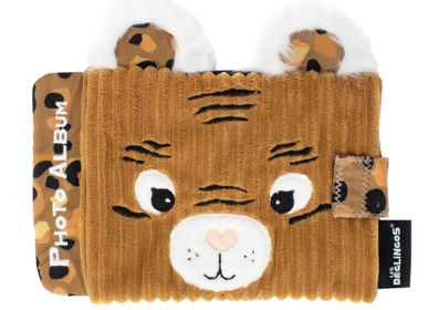 Kids accessories - PHOTO ALBUM SPECULOS LE TIGRE - LES DEGLINGOS