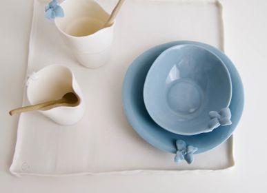 Accessoires thé et café - TASSES ET SOUCOUPE BLUE_CUP A L'ENSEMBLE 2 personnes - MAISON GALA