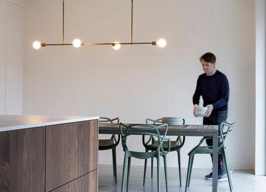 Hanging lights - Hanging lamp Arca Lungo - Luminello - BELGIUM IS DESIGN