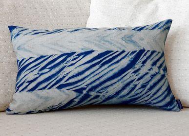 Coussinstextile - Zebra Coussin en lin - ATELIER SOLVEIG