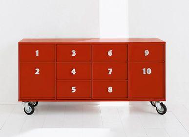 Boîtes de rangement  - TOOLBOX storage box - EMMEBI HOME ITALIAN STYLE