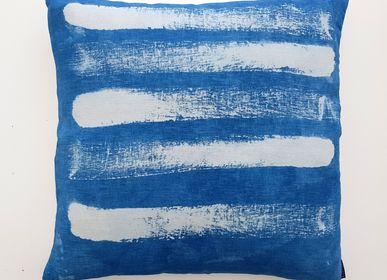 Fabric cushions - Shima - ATELIER SOLVEIG