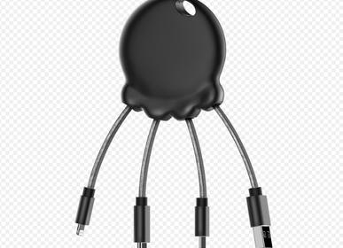 Accessoires de voyage - Câble usb - Octopus Booster Noir - XOOPAR