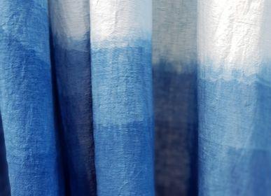 Rideaux et voilages - Blu Rideaux  - ATELIER SOLVEIG