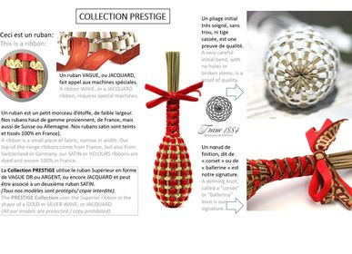 Gifts - Prestige Collection - FRANC 1884