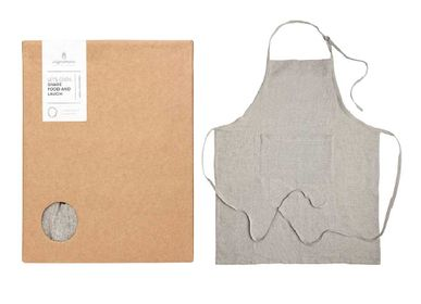 Kitchen linens - Apron Recyled Cotton - ORIGINALHOME