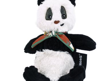 Gifts - Small Simply Plush Rototos the Panda - LES DEGLINGOS