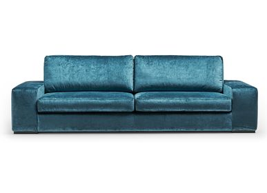 Design objects - Composable sofa Lounge blue - SOFAREV