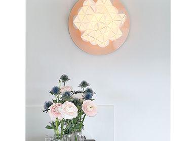 Design objects - Sconces/Ceiling lamp Rosette - ATELIER ANNE-PIERRE MALVAL