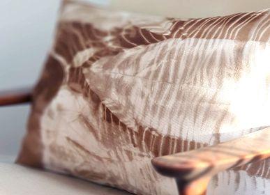 Fabric cushions - Leaf - ATELIER SOLVEIG