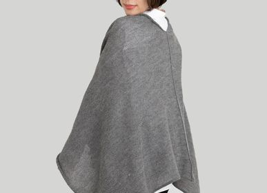 Apparel - ELEGANCE Poncho - T'RU SUSTAINABLE HANDMADE