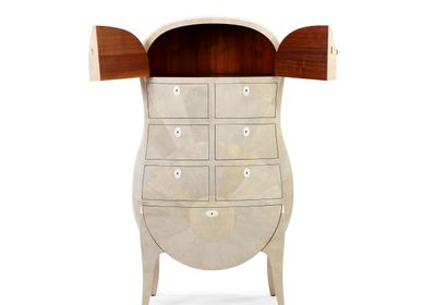 Chests of drawers - LA GALUCHE Female Groult Chest of Drawers  - KINDRED DESIGN COLLECTIVE FURNITURE