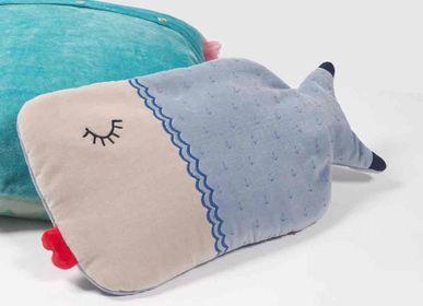 Couettes et oreillers - Bouteille d'eau chaude Goldfish - NOÏ