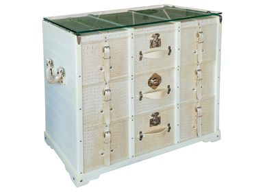 Chests of drawers - Voyager Chest trunk - P&B VALISES