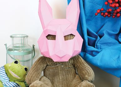 Children's dress-up - Leisure - 3D Paper Mask - AGENT PAPER