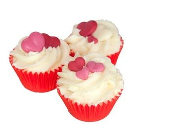 Cosmétiques - Mini Cupcake Cranberry  - AUTOUR DU BAIN