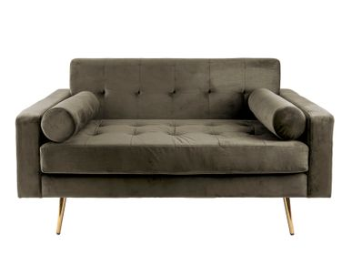 Small sofas - Sofa Embrace - LEITMOTIV