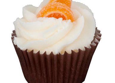 Cosmétiques - Mini Cupcake Orange Cannelle  - AUTOUR DU BAIN