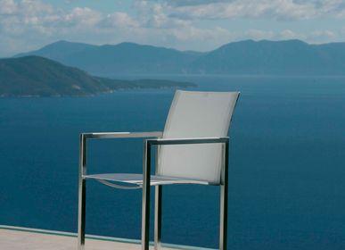 Chaises de jardin - Ninix Dining Chair - ROYAL BOTANIA