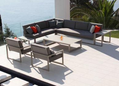 Canapés de jardin - Chaise longue Nenix - ROYAL BOTANIA