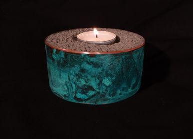 Candlesticks and candle holders -  Ràvdosi Candle Holder - L'ATELIER DES CREATEURS