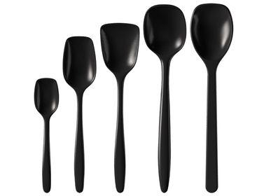 Ustensiles de cuisine - Cuillère 5 pièces Classic Black Edition - ROSTI