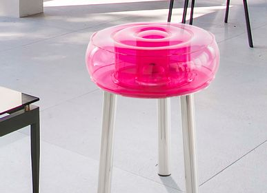 Lawn chairs - FLOOFY STOOL - MOJOW