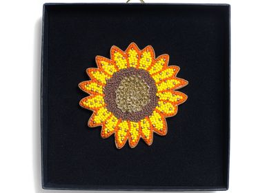 Gifts - Sunflower01 Brooch - HELLEN VAN BERKEL