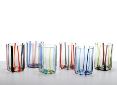 Glass - Tirache _ tumbler - ZAFFERANO