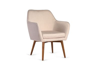 Lounge chairs for hospitalities & contracts - Tulip Armchair - MEELOA