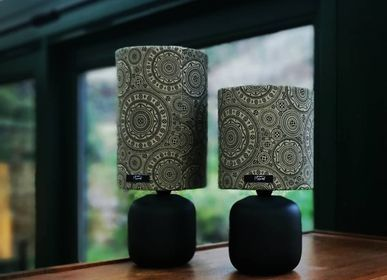 Gifts - Duo of table lamps and matching cushions - MATAPO