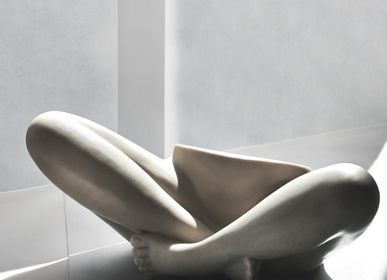 Design objects - Sukhasana Sculpture- Design Object by Marcela Cure - MARCELA CURE