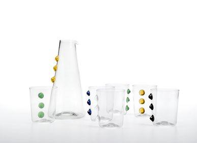 Glass - Petoni _ tumbler, carafe - ZAFFERANO