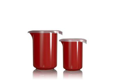 Boîtes de conservation - Set de carafe à mélanger avec couvercle Rouge - ROSTI