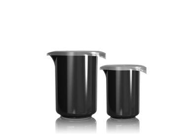 Boîtes de conservation - Pichet mélangeur avec couvercle Noir - ROSTI