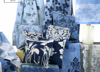 Cushions - DENIM LIVING - BERTOZZI