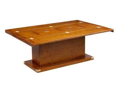 Coffee tables - Coffee table GLASGOW - DE BEJARRY INTERNATIONAL