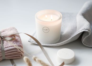 Candles -  Senses Scented Candle - LUIN LIVING
